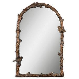 "Paza - 36.75"" Vanity Arch Mirror"