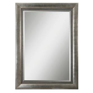 "Gilford - 86.13"" Large Wood Modern Mirror"