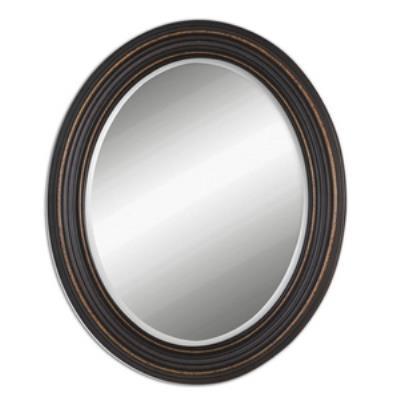 "Uttermost 14610 Ovesca - 28"" Oval Mirror"