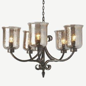 Lustre - Five Light Chandelier