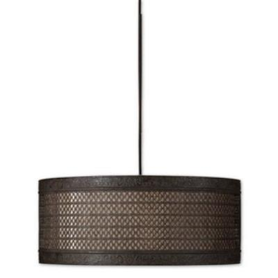Uttermost 21891 New Orleans - Three Light Hanging Shade