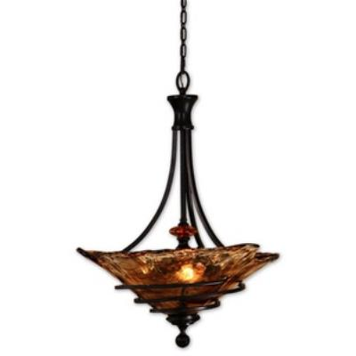 Uttermost 21904 Vitalia - Three Light Pendant