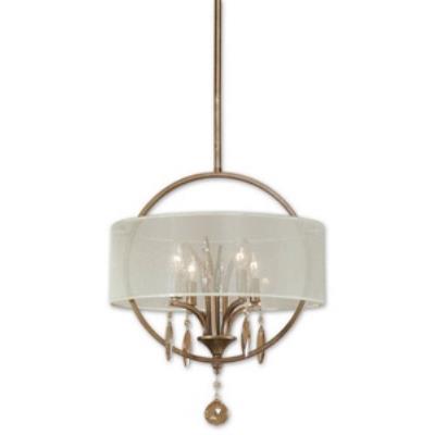 Uttermost 21962 Alenya - Four Light Pendant