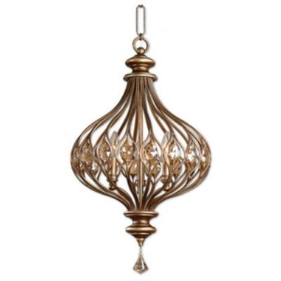 Uttermost 21966 Sabina - 3 Light Pendant