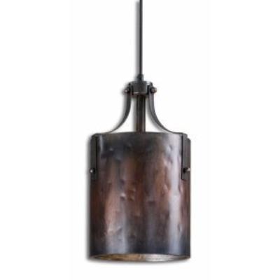 Uttermost 21972 Akron - One Light Mini-Pendant