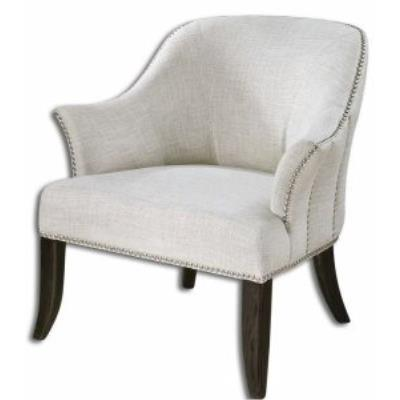 "Uttermost 23114 Leisa - 33.25"" Arm Chair"