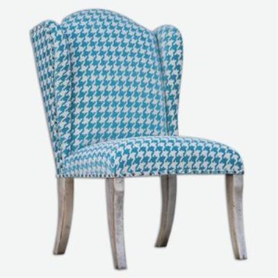 """Uttermost 2361 Winesett - 42"""" Armless Chair"""