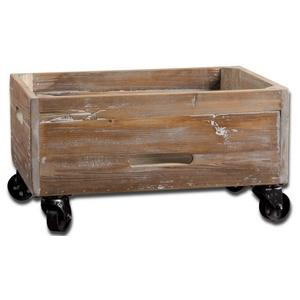 """Stratford - 23.63"""" Cart And Rolling Box"""