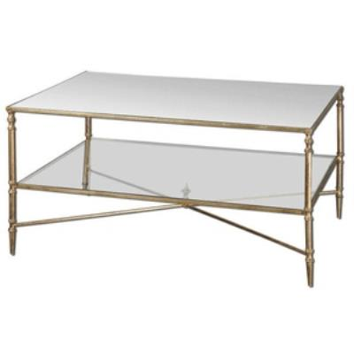 "Uttermost 24276 Henzler - 37.75"" Coffee Table"