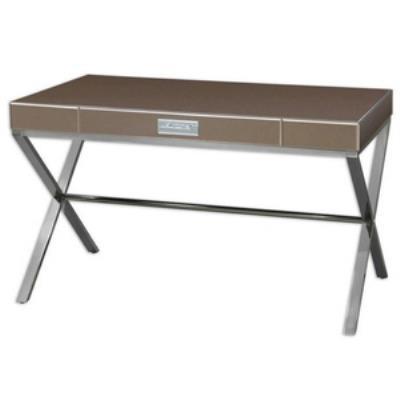 """Uttermost 24298 Lexia - 52"""" Modern Desk"""