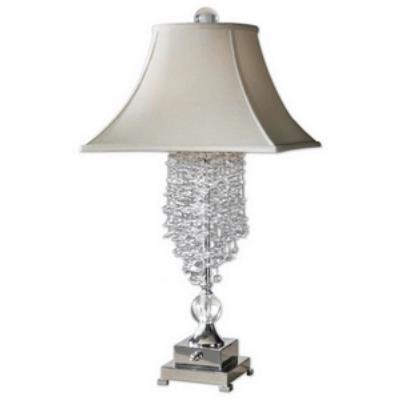 Uttermost 26894 Fascination - Two Light Table Lamp