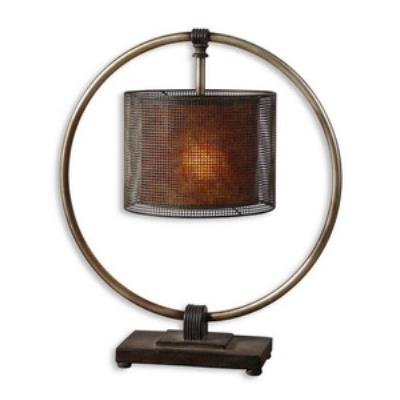 Uttermost 27649-1 Dalou - One Light Table Lamp