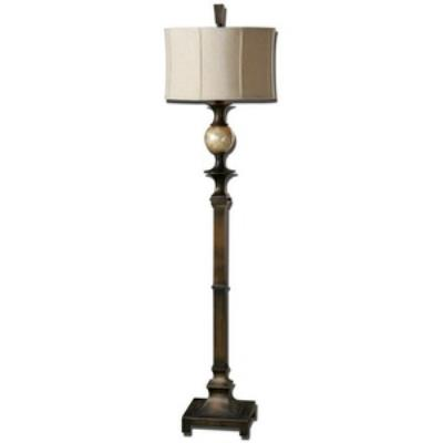 Uttermost 28241-1 Tusciano - One Light Floor Lamp