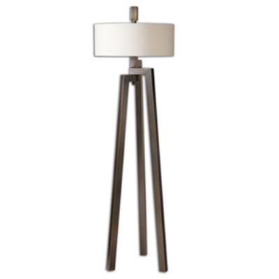 Uttermost 28253-1 Mondovi - Two Light Modern Floor Lamp