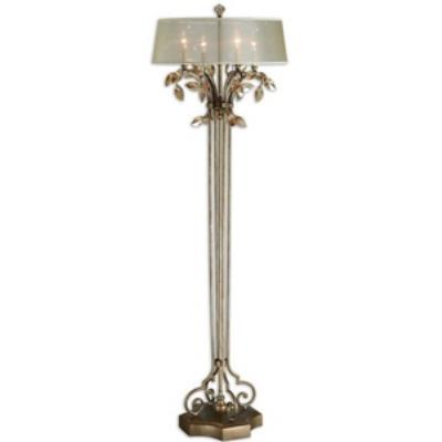 Uttermost 28412-1 Alenya - Four Light Floor Lamp