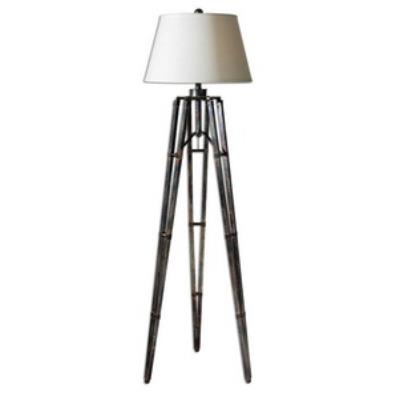 Uttermost 28460 Tustin - One Light Floor Lamp