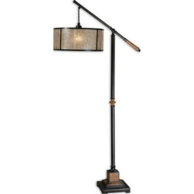 Uttermost 28584-1 Sitka - One Light Floor Lamp