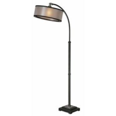 Uttermost 28591-1 Worland - One Light Floor Lamp