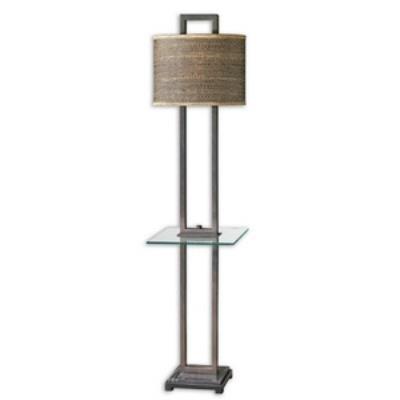 Uttermost 28718-1 Stabina - One Light Floor Lamp