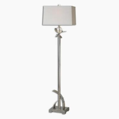 Uttermost 28723 Cortlandt - One Light Floor Lamp