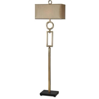 Uttermost 28879-1 Rashawn - One Light Floor Lamp