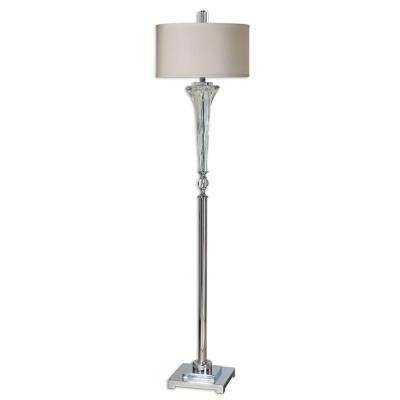 Uttermost 28880-1 Grancona - Two Light Floor Lamp
