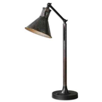Uttermost 29335-1 Arcada - One Light Desk Lamp
