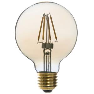 "Accessory - 7.8"" 4W G25 LED Vintage Replacement Lamp (Pack of 6)"