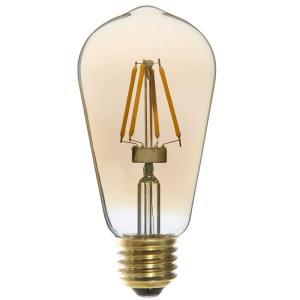 "Accessory - 5"" 4W ST58 LED Vintage Replacement Lamp (Pack of 6)"