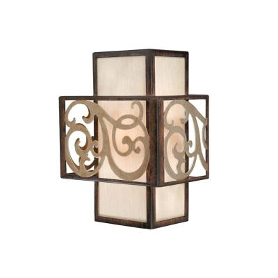 Vaxcel Lighting AT-WSU080AW Ascot - One Light Wall Sconce