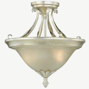 Austen - Two Light Semi-Flush Mount