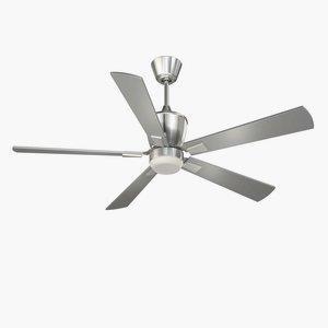 "Geneva - 52"" Ceiling Fan with Light Kit"