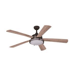 """Tali II - 52"""" Ceiling Fan with Light Kit"""