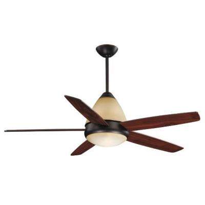 "Vaxcel Lighting FN52238OBB Fresco - 52"" Ceiling Fan"