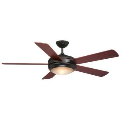"Vaxcel Lighting FN52243OBB Rialta - 52"" Ceiling Fan"