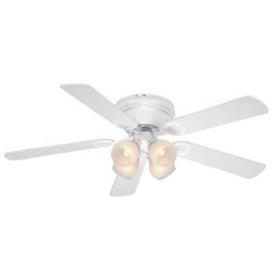 "Vaxcel Lighting FN52267W-C Zephyr - 52"" Ceiling Fan"