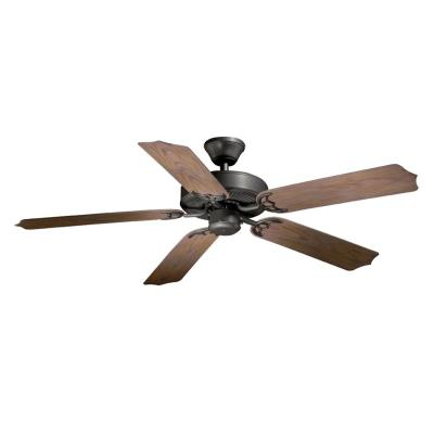 "Vaxcel Lighting FN52298NB Medallion - 52"" Ceiling Fan"