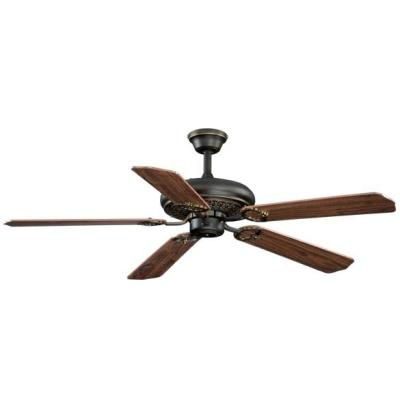 "Vaxcel Lighting FN52315OR Victoria - 52"" Ceiling Fan"