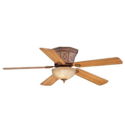 "Vaxcel Lighting FN52316HP Gibraltar - 52"" Ceiling Fan"