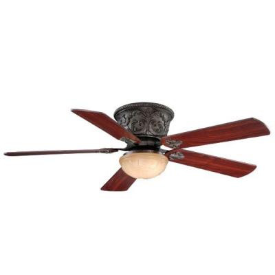 "Vaxcel Lighting FN52317FP Corazon - 52"" Ceiling Fan"