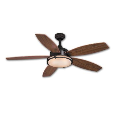 "Vaxcel Lighting FN52447OBB Taliesin - 52"" Ceiling Fan"
