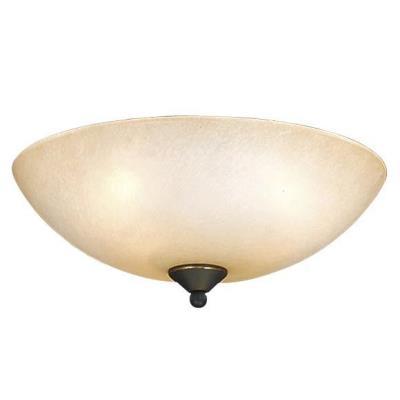 Vaxcel Lighting LK48934OR Accessory - Three Ceiling Fan Light Kit