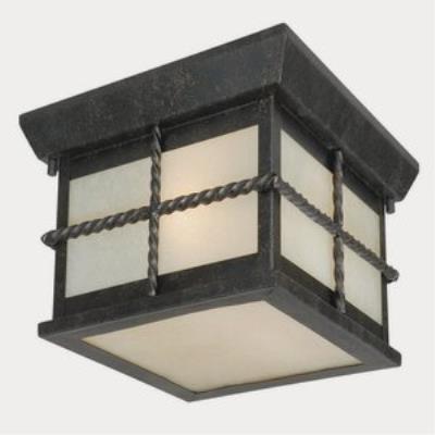Vaxcel Lighting T0029 Savannah - Two Light Outdoor Flush Mount