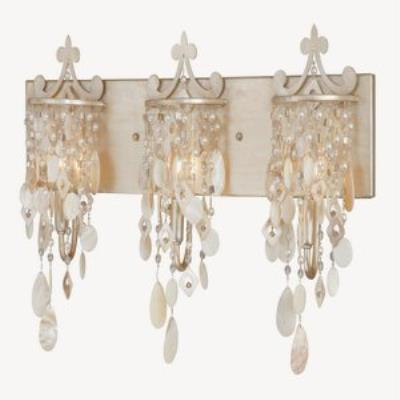 Vaxcel Lighting W0006 Anastasia - Three Light Wall Sconce