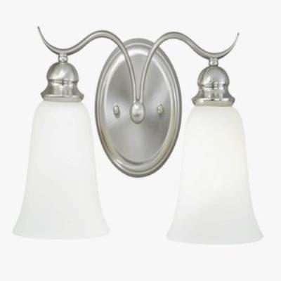 Vaxcel Lighting W0090 Darby - Two Light Wall Sconce