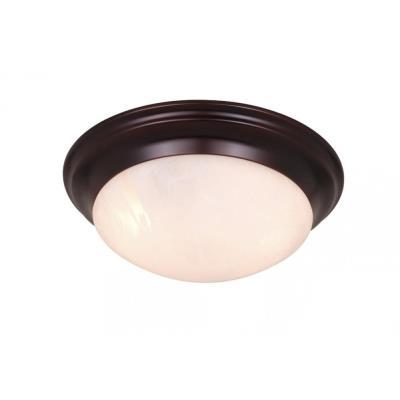 "Vaxcel Lighting CC3011 Tertial - 11"" Flush Mount"