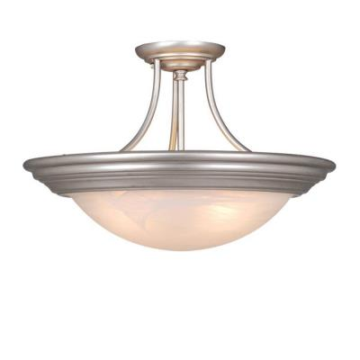 "Vaxcel Lighting CC32720 Tertial - 20"" Semi-Flush Ceiling Mount"