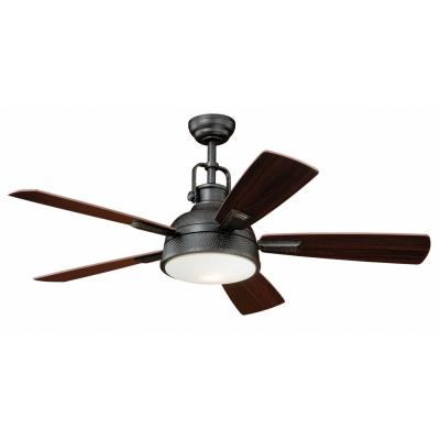 Amazing Vaxcel Lighting F0033 Walton   52u0026quot; Ceiling Fan With ...
