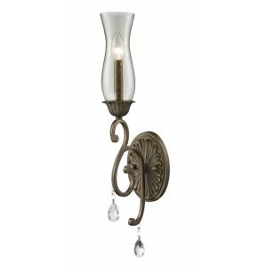 Melina - One Light Wall Sconce