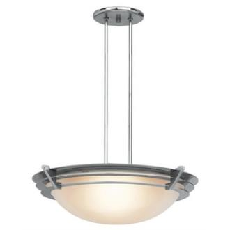 Access Lighting 50090 Saturn - One Light Pendant/Semi-Flush Mount